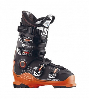 X Pro 130 Black/Orange/Anthracite